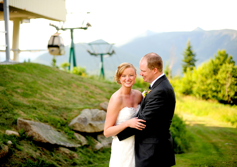 Kelly  Ryan  Married 071814  Loon Mountain Resort