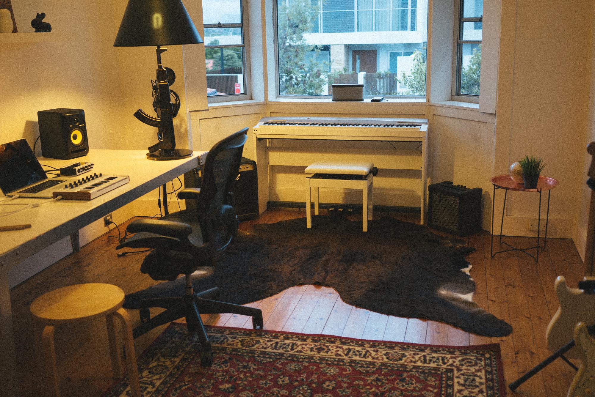Music Room  Justin Fox