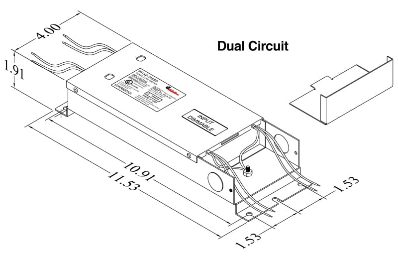 Class 2 Solid State LED Drivers » Justin Incorporated