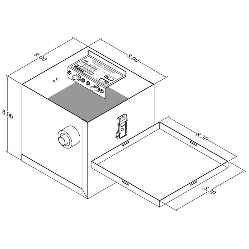 In-Ground (IG) Landscape Lighting Transformer Accessories