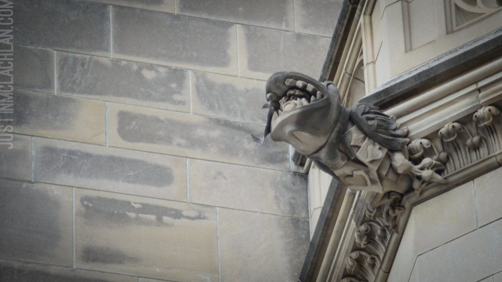 National Cathedral Gargoyles and Grotesques