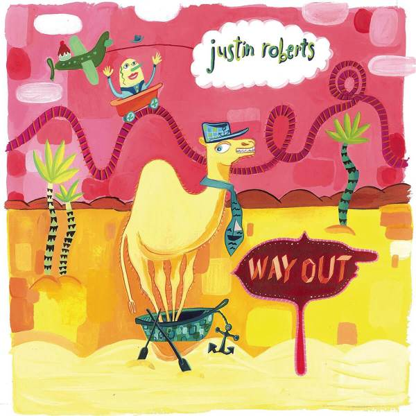 Way Out album by Justin Roberts