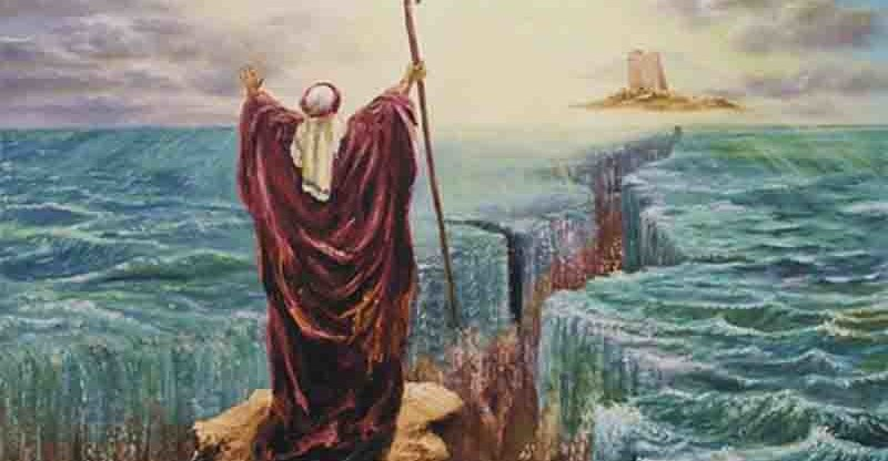 Image result for sea and Christianity