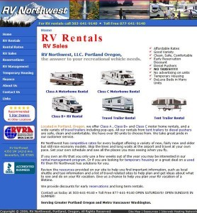 RV Northwest