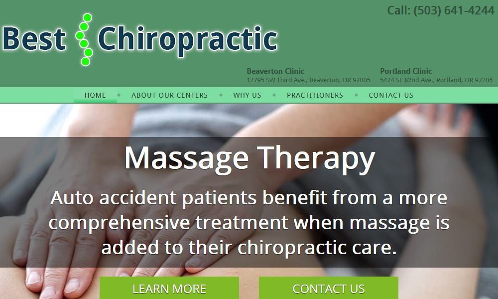 Best Chiropractic Clinic
