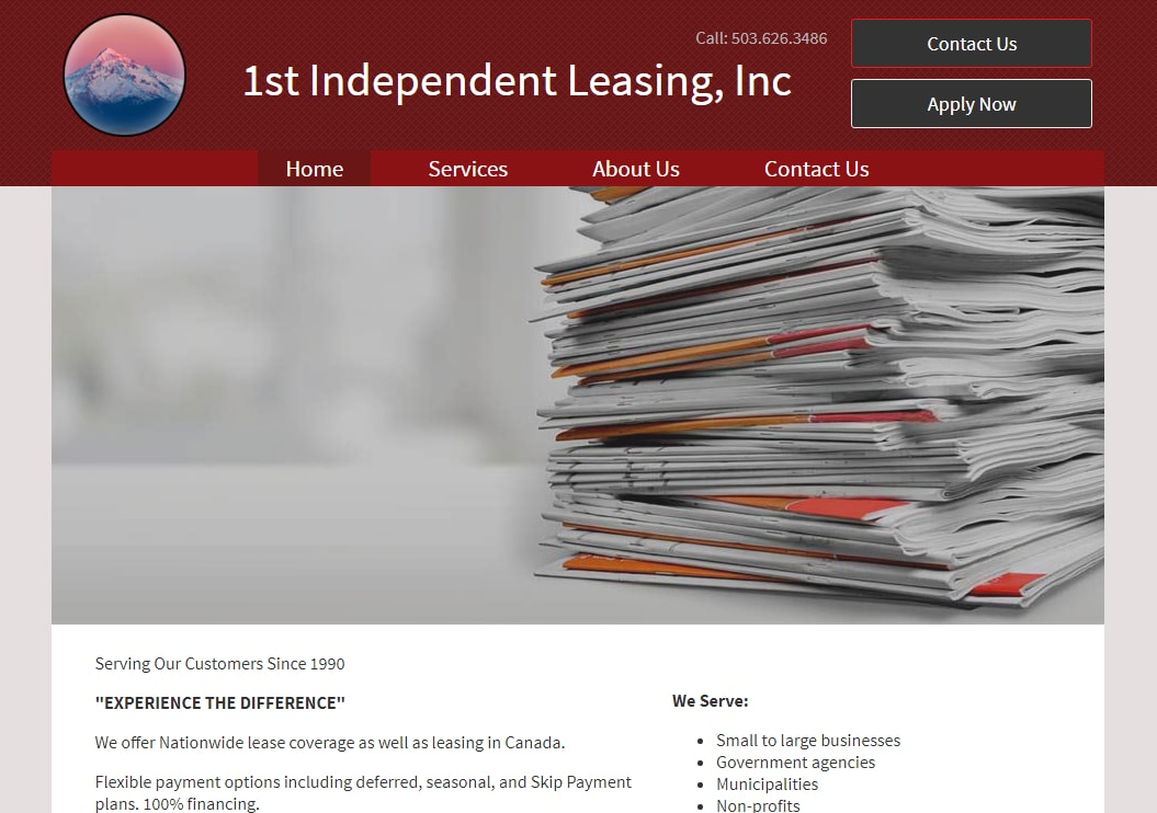 1st Independent Leasing