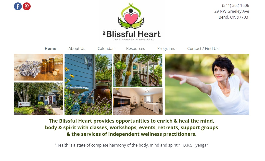 The Blissful Heart