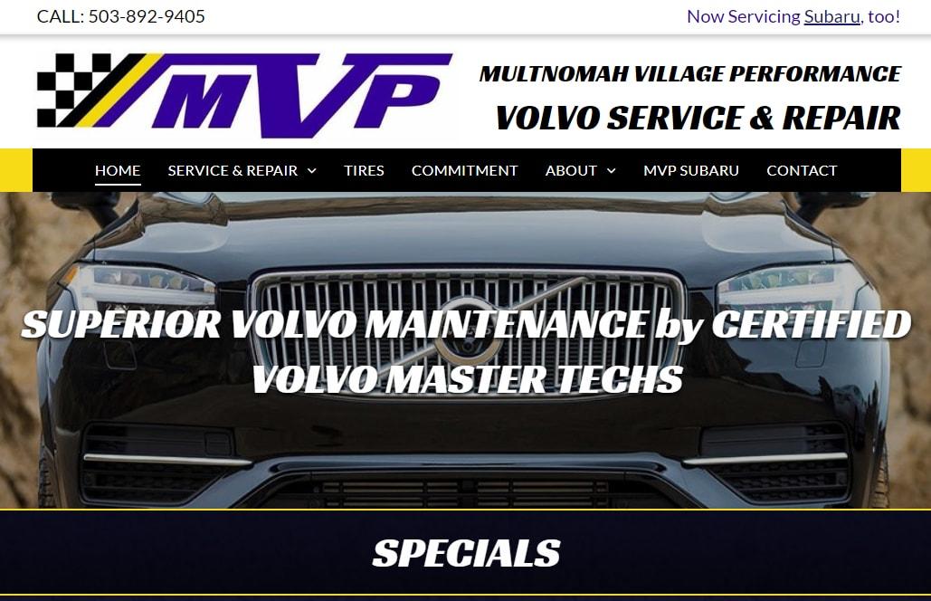 MVP Volvo