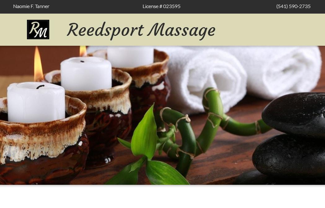 Reedsport Massage