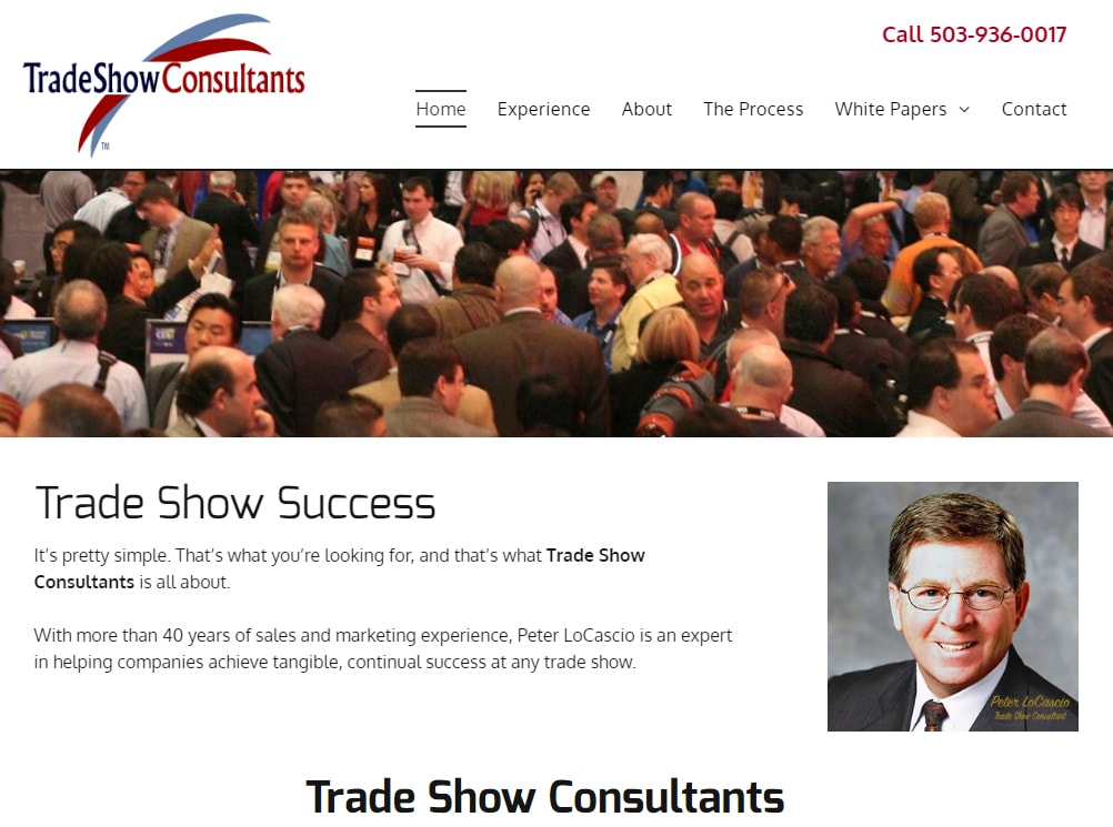 Trade Show Consultants