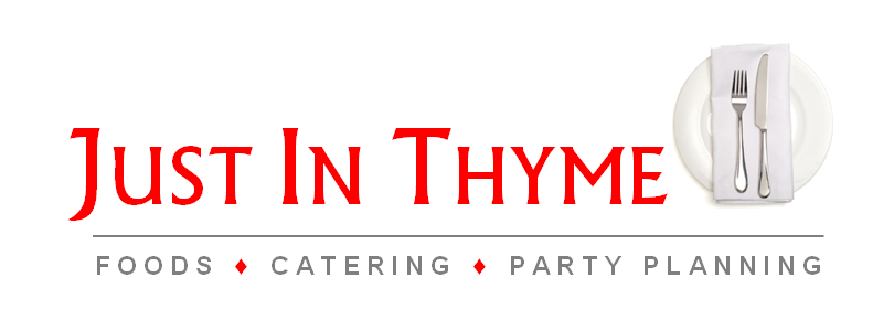 THE FINAL LOGO arial bold tagline with plate on white