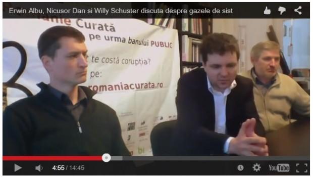 Willy Schuster și Erwin Albu, primul sas pe jumătate, jumătate fiind ungur, celălat sas închipuit, sunt promotori ai separării […]