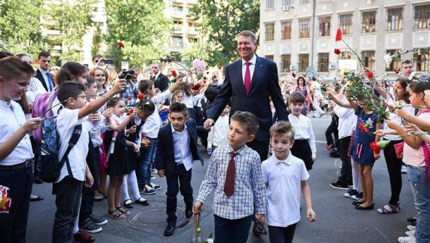 Aflu cu stupoare că președintele susținut de mine în 2014, Klaus Iohannis, s-a prezentat, cu ce i-a mai rămas […]
