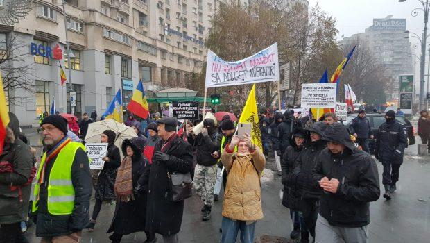 INADMISIBIL!!! Televiziunile nu au spus absolut nimic despre organizatorii Marșului împotriva aderării României la Pactul global pentru Migrație, desfășurat […]
