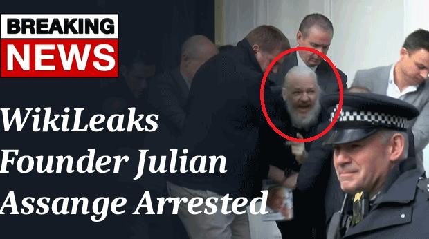 Julian Assangea fost tîrît afară din Ambasada Ecuadorului de la Londra unde a petrecut deja aproape 7 ani. Președintele […]