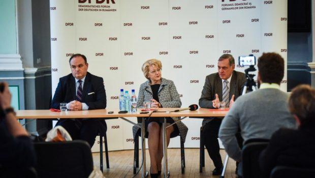 FDGR-ul lui Iohannis acuză românii de crime împotriva umanității Forumul Democrat al Germanilor din România acuză românii, […]