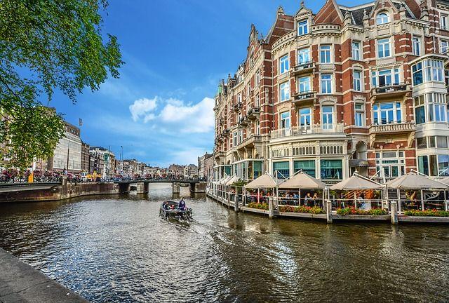 restaurante Amsterdam