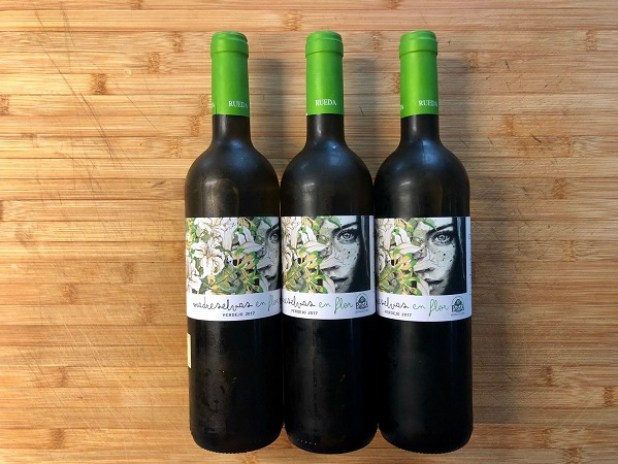 comprar vino madreselvas en flor