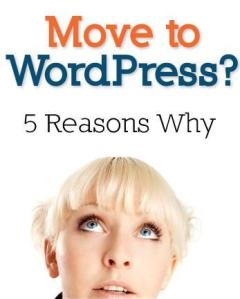 Five Reasons Why You Should Move to a Self-Hosted WordPress Blog