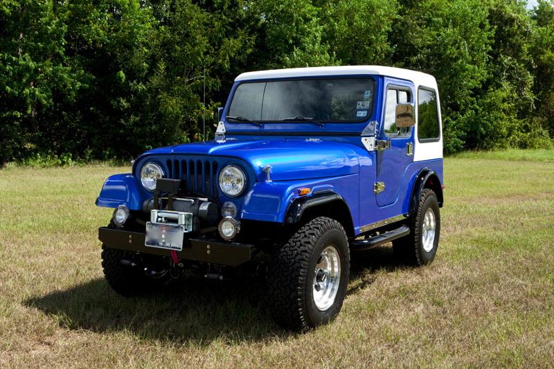 1955 Jeep Cj5 Parts