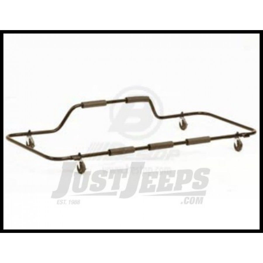 Just Jeeps Buy Bestop HOSS Hardtop Cart For 1987-06 Jeep
