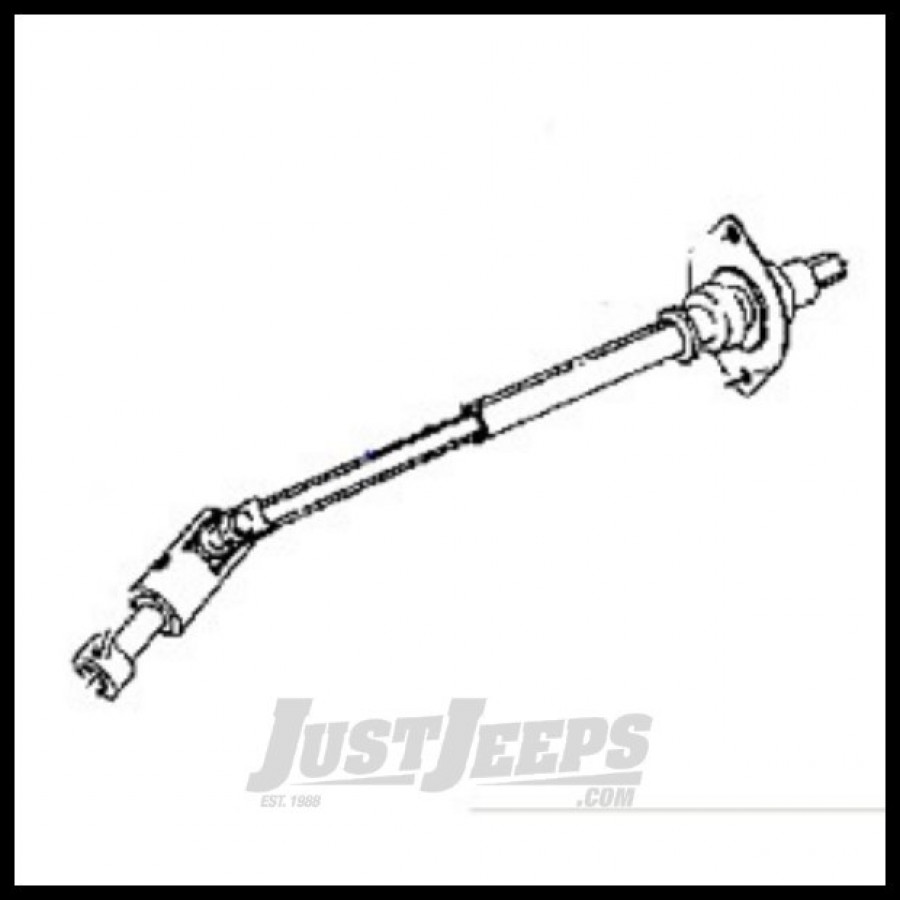 Jeep Parts Buy MOPAR Lower Intermediate Steering Shaft For