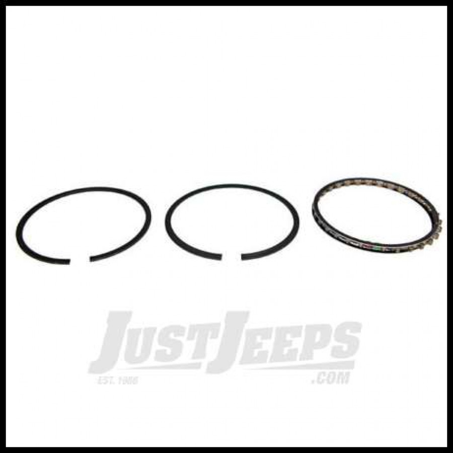 Jeep Parts Buy Omix-Ada Piston Ring Set For 1987-93 Jeep