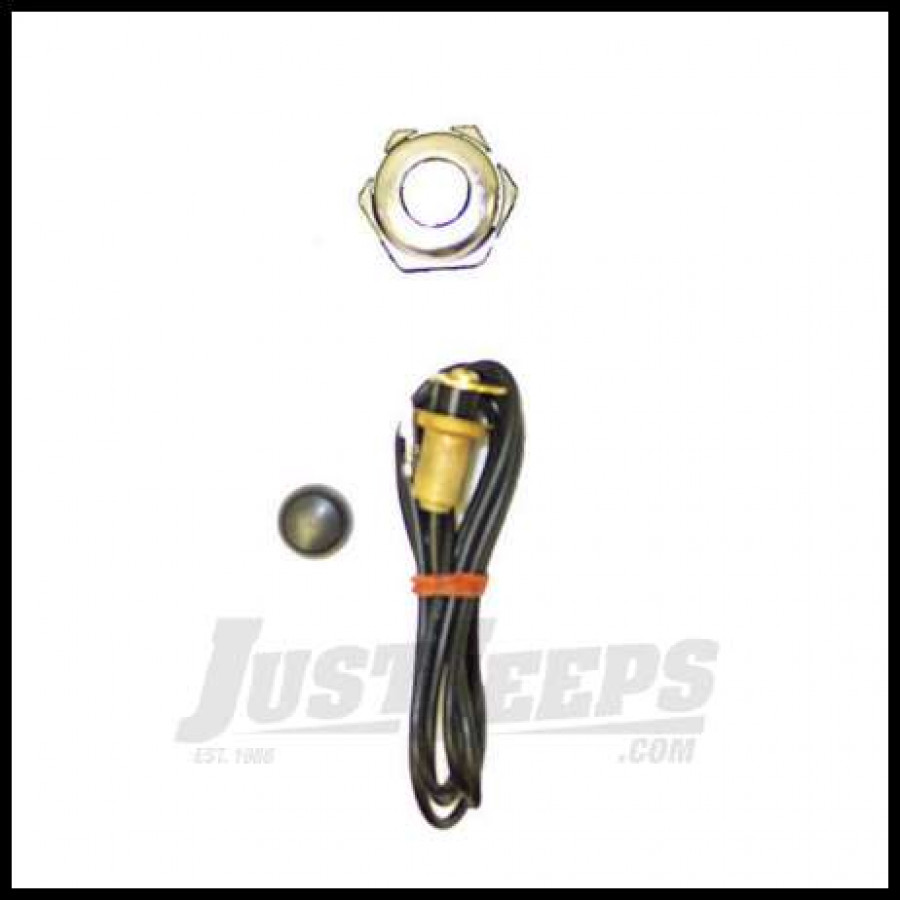 Just Jeeps Buy Omix-Ada Horn Button & Nut Kit With Wiring