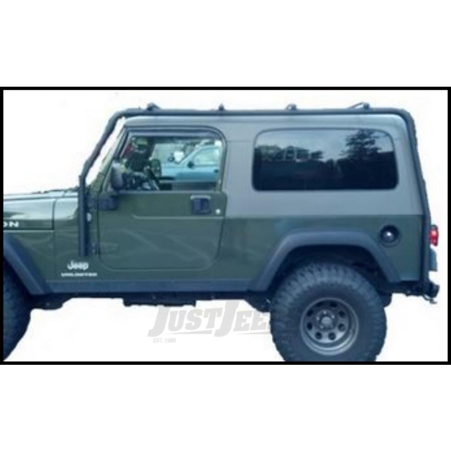 Jeep Parts Buy Smittybilt SRC Roof Rack In Black Textured