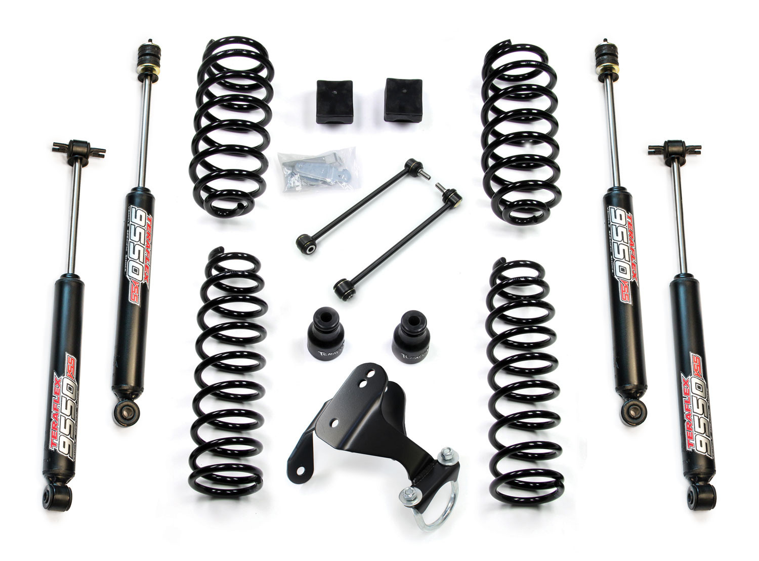Just Jeeps Teraflex 3 Suspension Lift Kit Basic With
