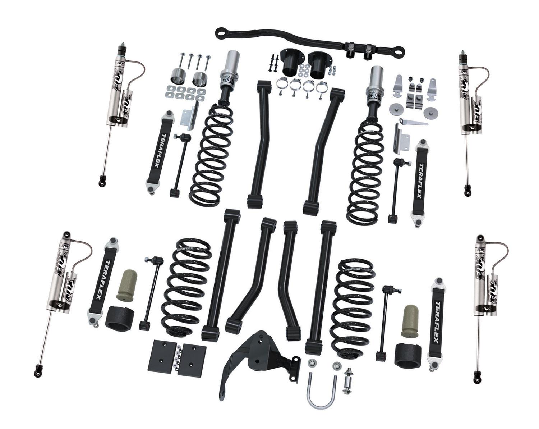 Just Jeeps Teraflex 3 S T3 Suspension Lift Kit With Fox