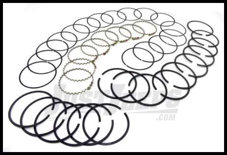 Just Jeeps Omix-ADA Piston Ring Set For 1971-91 CJ Series