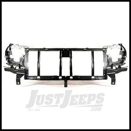 Just Jeeps Omix-ADA Header Panel Grille Support