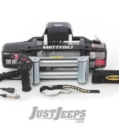 just jeeps smittybilt x2o 10k gen2 wireless waterproof winch rated for 10 000lbs jeep wrangler jk unlimited shop by vehicle jeep parts store in  [ 2000 x 1335 Pixel ]