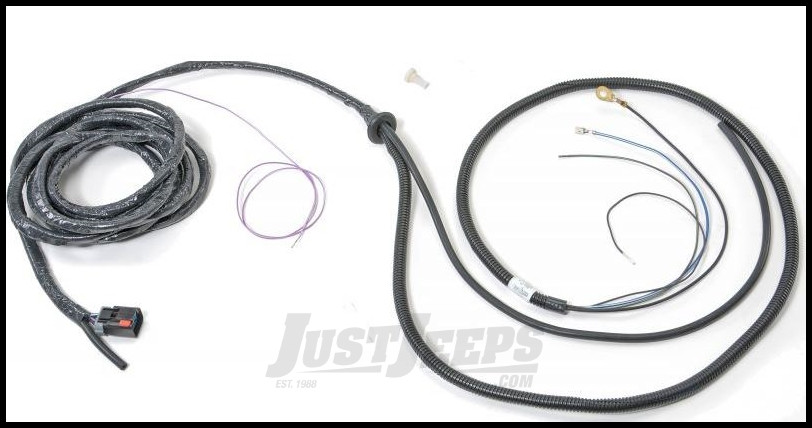 Just Jeeps BESTOP Defroster Wiring Harness Assembly For