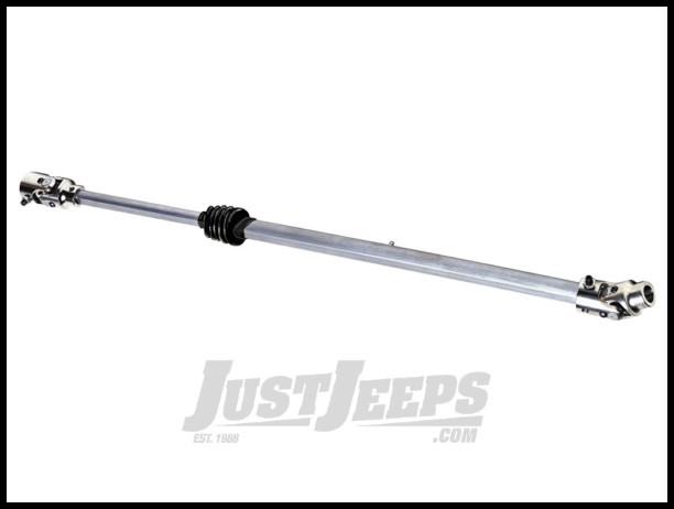 Just Jeeps Flaming River Slip Shaft Kit Steering Shaft For