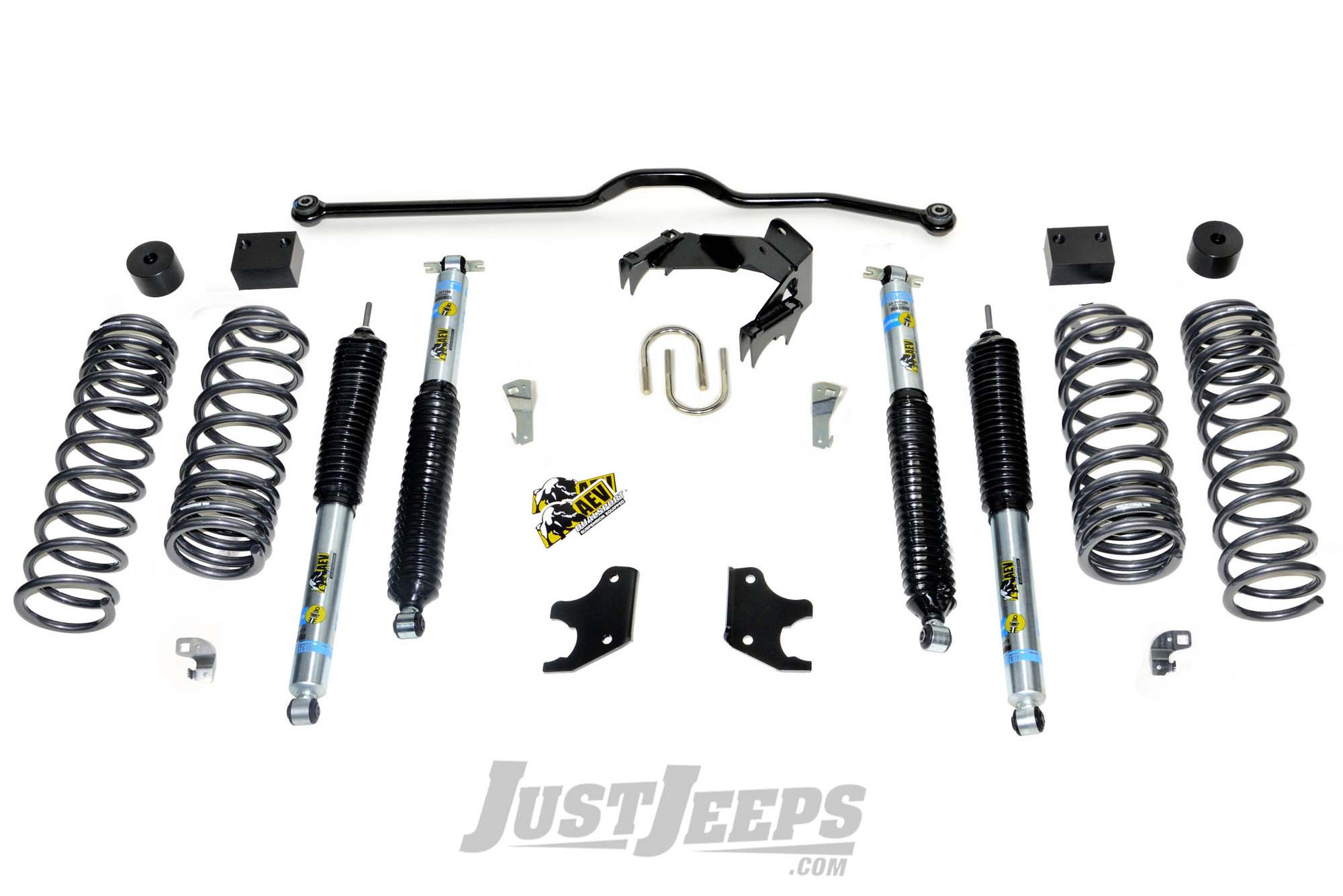 Just Jeeps AEV 2.5