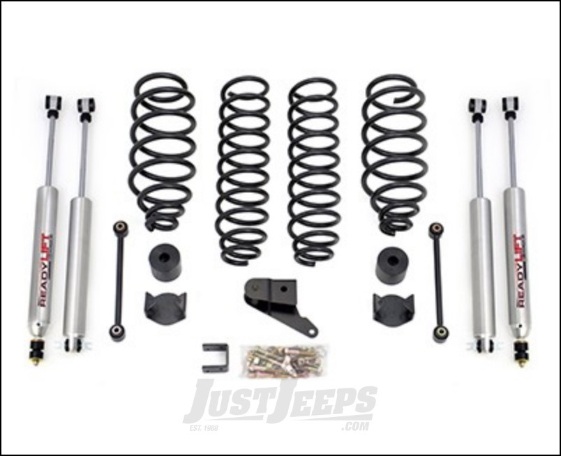 Just Jeeps ReadyLIFT 2.5