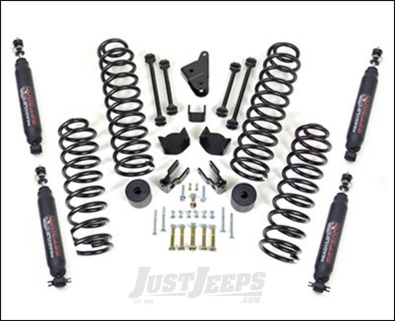 Just Jeeps ReadyLIFT 4