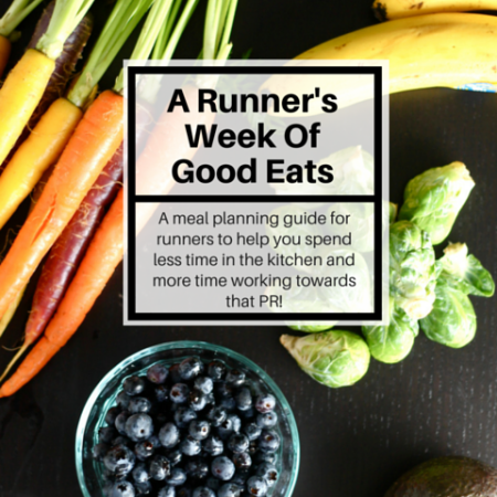 A Runner's Week Of Good Eats!