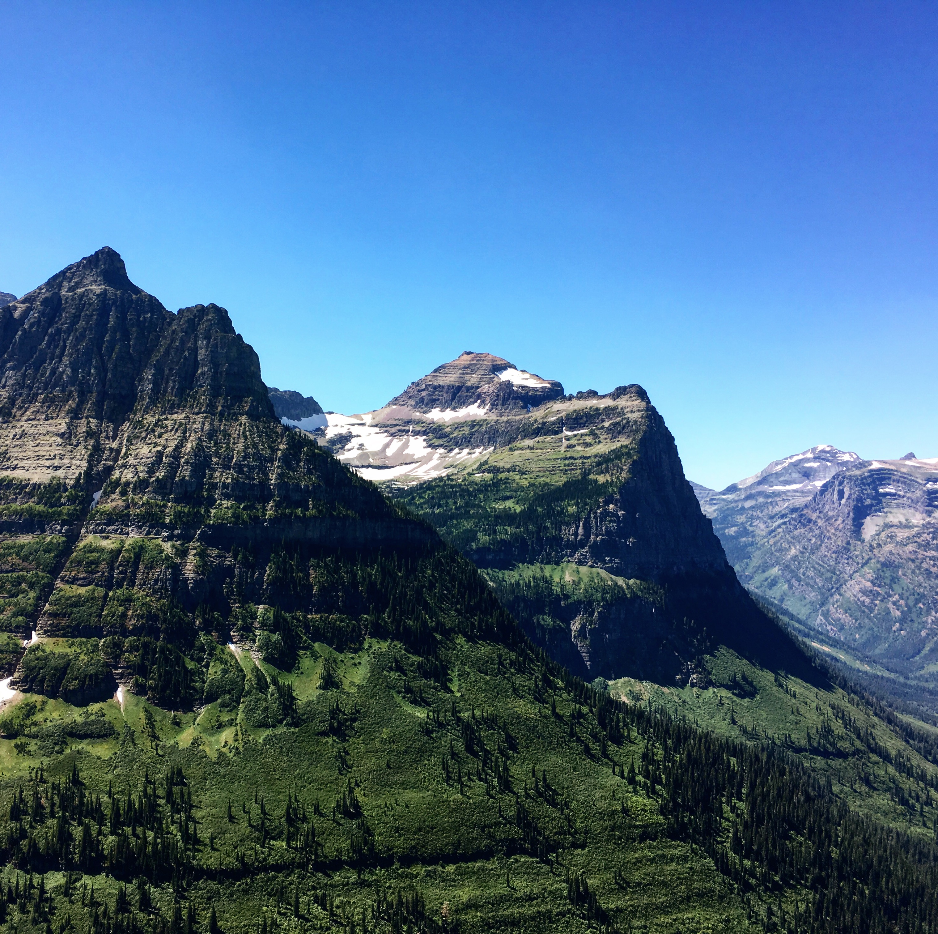 Exploring Glacier National Park