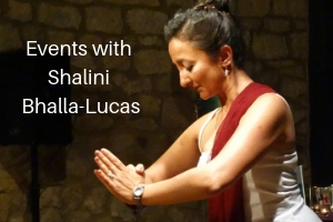 EVENTS WITH SHALINI BHALLA-LUCAS