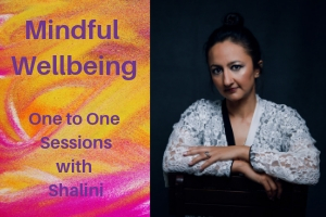 Mindful Wellbeing Sessions with Shalini