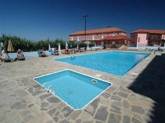 Blue Horizon Hotel In Svoronata Reviews And Pictures