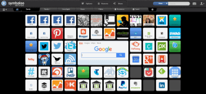 Start the day with Symbaloo