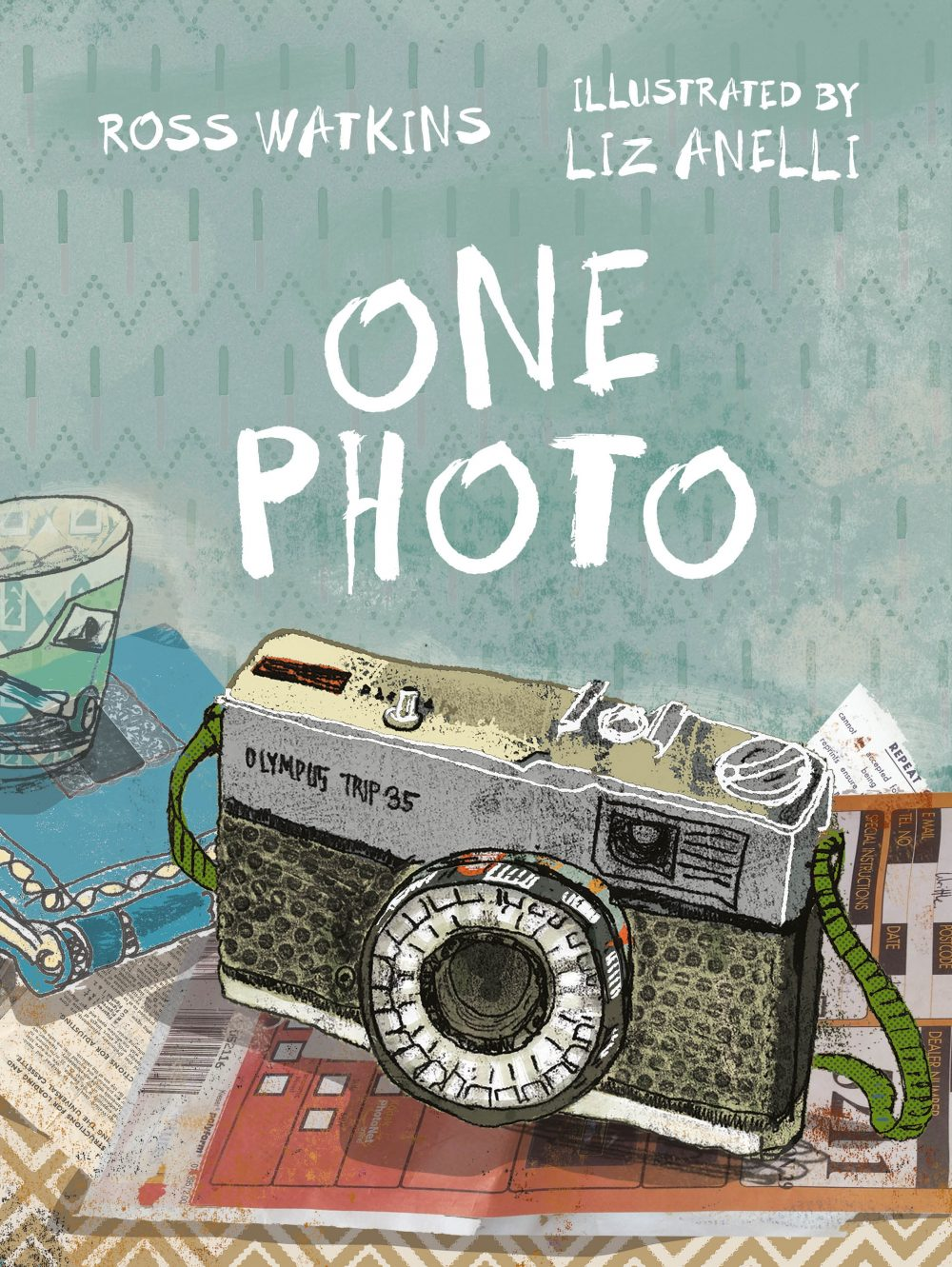 One Photo picture book, Penguin Books, Ross Watkins, Liz Anelli