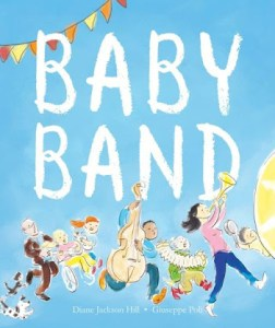 Review and Giveaway - Baby Band