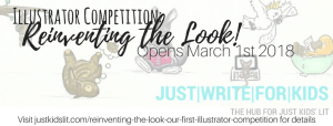 Reinventing the Look: Our First Illustrator Competition!