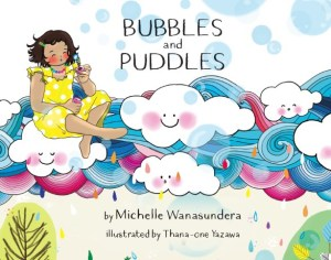 InterviewByBook with Bubbles and Puddles by Michelle Wanasundera
