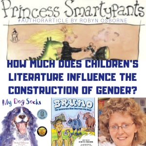 How Much Does Children's Literature Influence the Construction of Gender? by Robyn Osborne